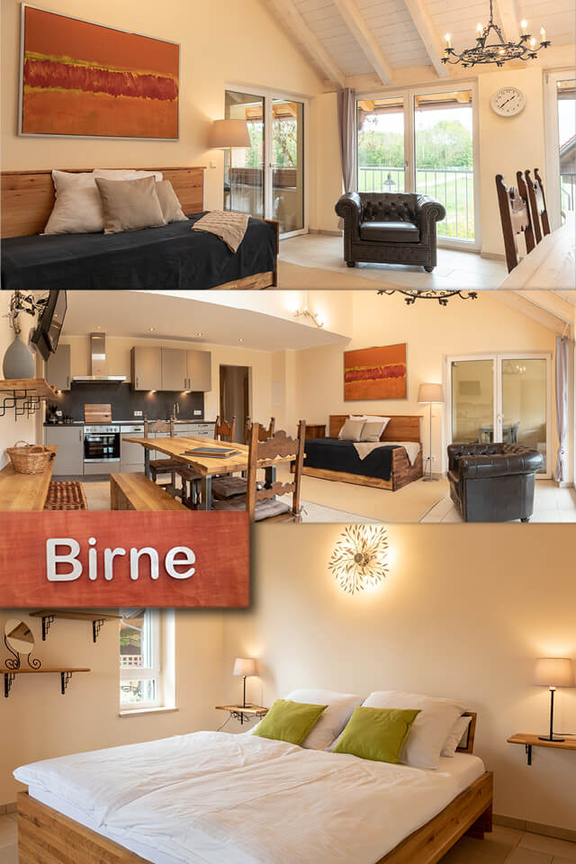 Vacation Rental Birne, Gut Mischenried